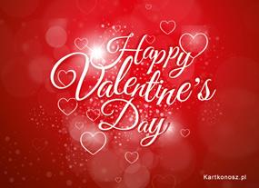 eKartki Miłość - Walentynki Szczęśliwe Walentynki,