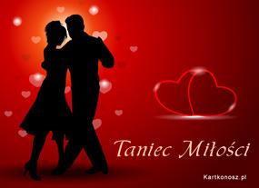 eKartki Miłość - Walentynki Taniec miłości,