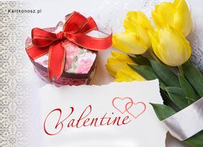 eKartki Miłość - Walentynki Valentine,