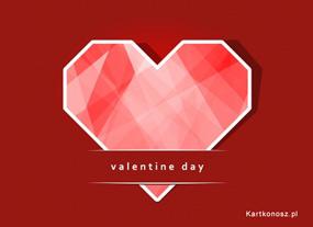 eKartki Miłość - Walentynki Valentine Day,