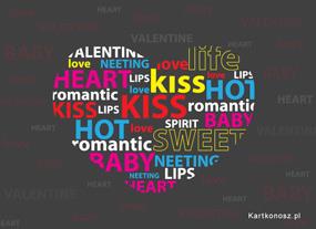 eKartki Miłość - Walentynki W moim sercu,