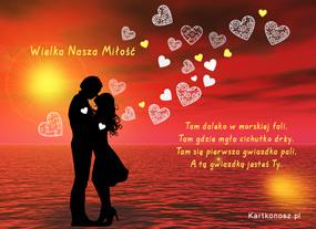 eKartki Miłość - Walentynki Wielka Nasza Miłość,