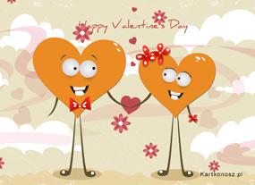 eKartki Miłość - Walentynki Zakochani w sobie,