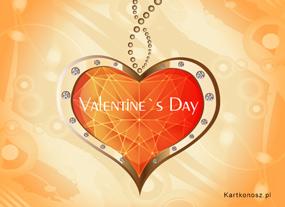 eKartki Miłość - Walentynki Zawieszka miłości,