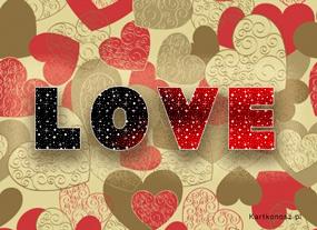 eKartki Miłość - Walentynki Dla Ciebie,