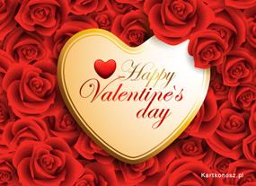 e Kartki Miłość - Walentynki Kartka na Walentynki,