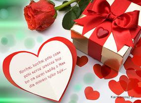 e Kartki Miłość - Walentynki Kochaj póki czas,