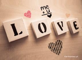 eKartki Miłość - Walentynki Miłosne ogłoszenie,