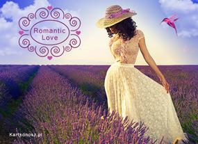e Kartki  z tagiem: e-Kartki walentynkowe Romantyczna kartka,