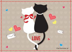 e Kartki  z tagiem: e-Kartki walentynkowe Skazani na miłość,
