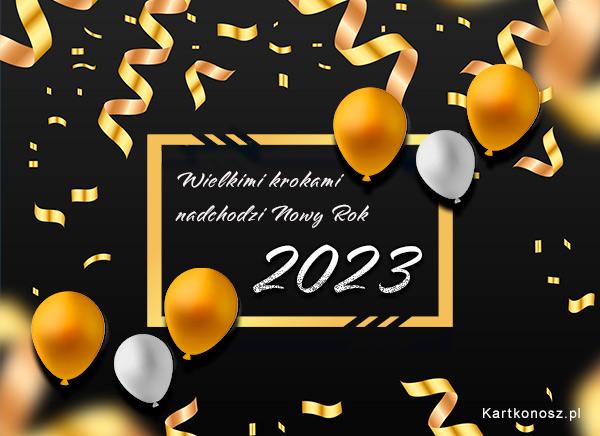 Huczny Nowy Rok!