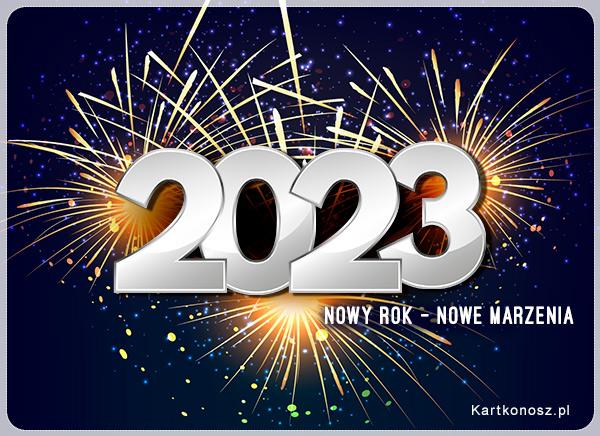 Nowy Rok 2020 - Nowe marzenia!