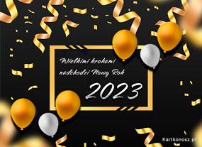 Huczny Nowy Rok 2021
