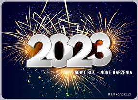 Nowy Rok 2021 - Nowe marzenia!