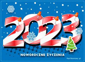 Nowy Rok 2020 pełen szczęścia!