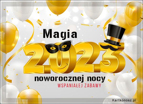 Magia noworocznej nocy
