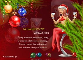 Nowy Rok i Mikołajka