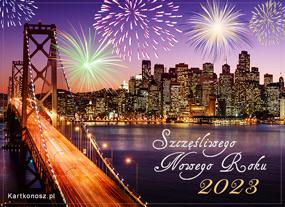 eKartki Nowy Rok Świętujemy Nowy Rok,
