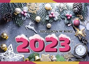 Szczęścia w Roku 2021