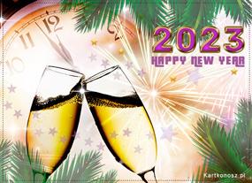 Toast za Nowy Rok 2020
