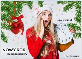 Za 5 minut Nowy Rok