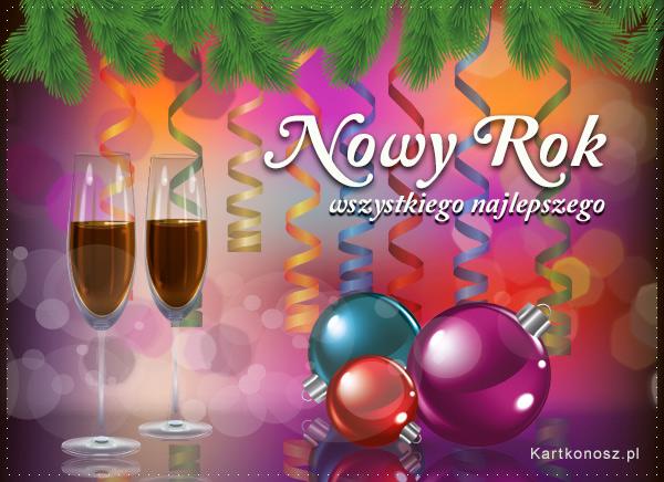 Kolorowy Nowy Rok 2019