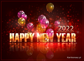 Kartka Nowy Rok