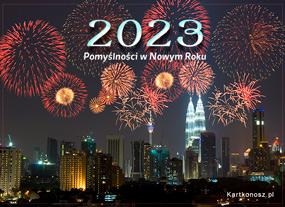 Pomyślny Nowy Rok 2020