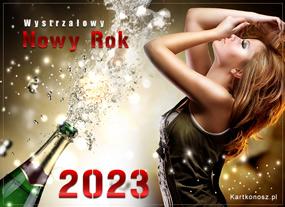 Wystrzałowy Nowy Rok 2021