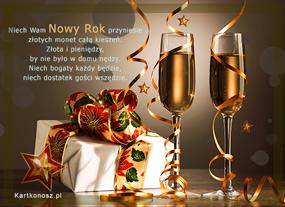 Złoty Nowy Rok