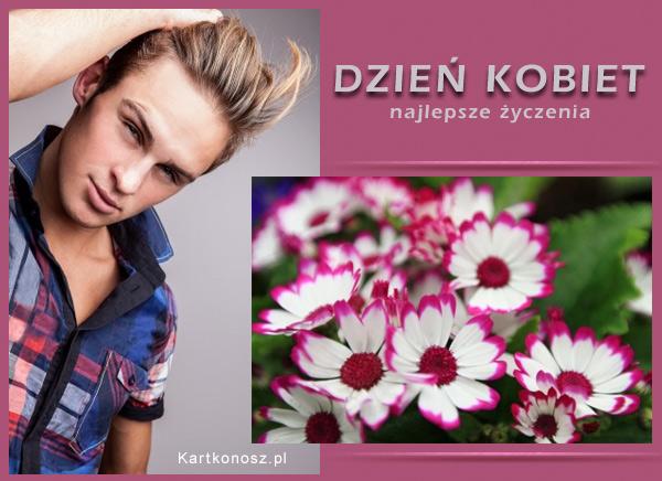 Kwiatuszki na Dzień Kobiet