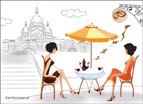 Dzień Kobiet w kawiarence