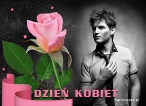 eKartki Z okazji Dnia Jesteś moją Różą,