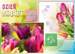 eKartki Z okazji Dnia Kwiaty dla Ciebie,