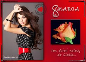 eKartki Z okazji Dnia Wspaniały Dzień Kobiet,