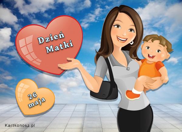 e-Kartka dla Mamy