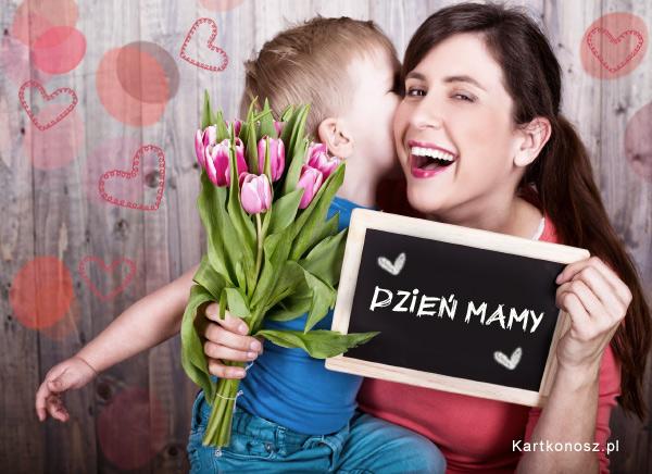 Tulipany dla Mamy