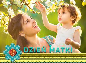 eKartki Z okazji Dnia Dla wspaniałej Mamy,