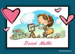 eKartki Z okazji Dnia Dzień Matki,