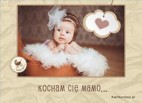 eKartki Z okazji Dnia Kocham Cię Mamo,