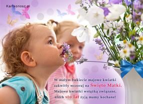 eKartki Z okazji Dnia Święto Matki,