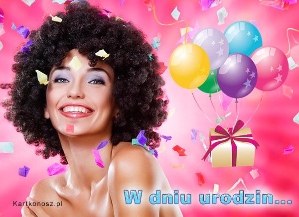 Szałowe urodziny