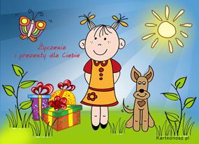 eKartki Z okazji Dnia Kartka z życzeniami,