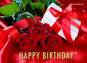 Różane urodziny
