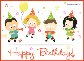 eKartki Z okazji Dnia Urodzinowa okazja,