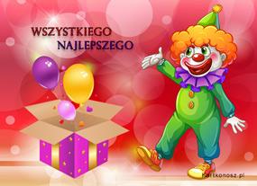 Urodzinowe życzenia