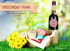 Urodzinowy piknik