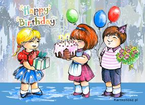 Wspaniałe urodziny