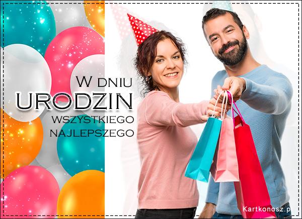 Gorące życzenia urodzinowe!