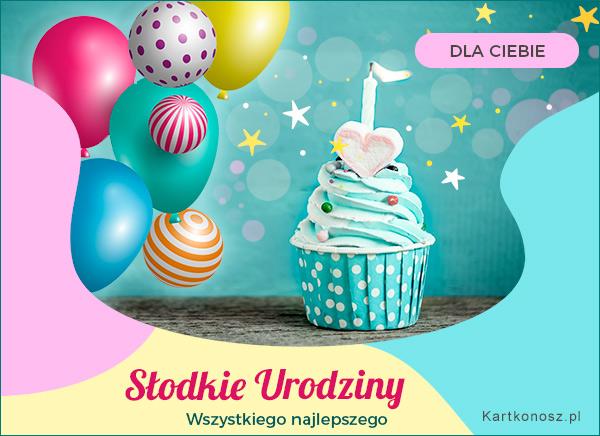 Słodkie Urodziny